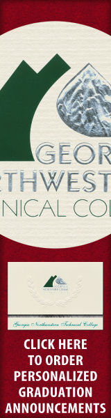 Order your Georgia Northwestern Technical College Graduation Announcements NOW!