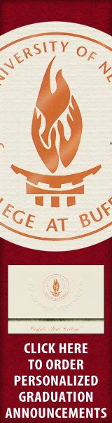 Order your Buffalo State College Graduation Announcements NOW!