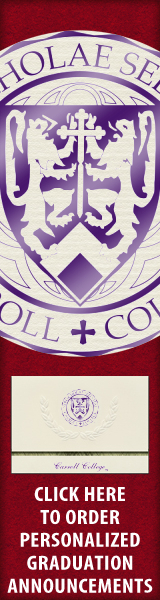 Order your Carroll College - Helena Graduation Announcements NOW!