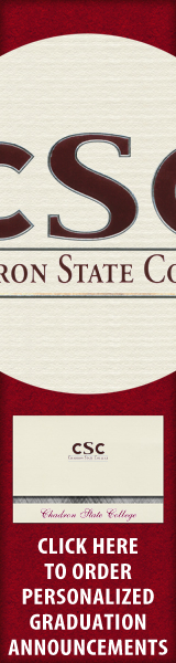 Order your Chadron State College Graduation Announcements NOW!