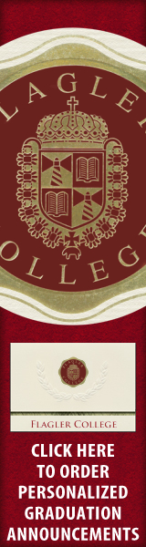 Order your Flagler College Graduation Announcements NOW!
