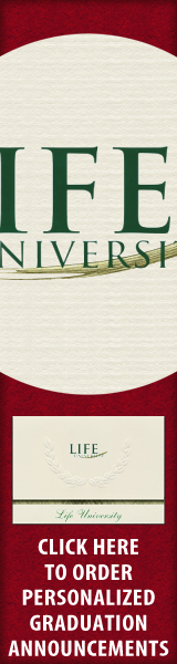 Order your Life University Graduation Announcements NOW!