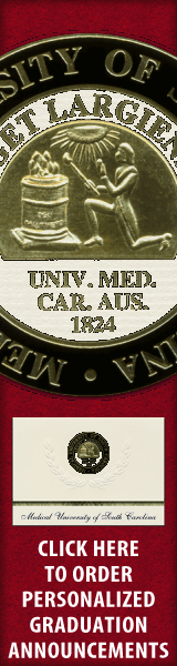 Order your Medical University of South Carolina Graduation Announcements NOW!