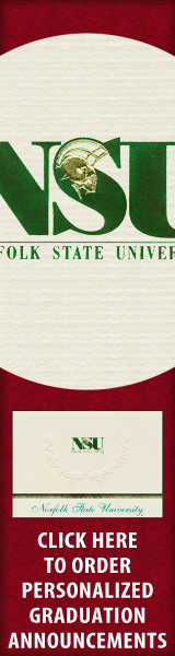 Order your Norfolk State University Graduation Announcements NOW!