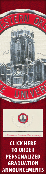 Order your Northwestern Oklahoma State University Graduation Announcements NOW!