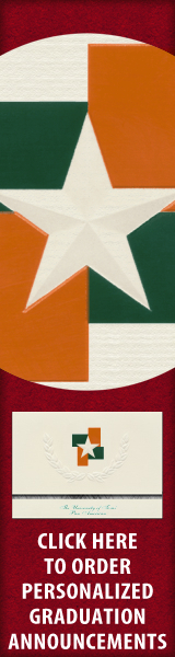 Order your University of Texas - Pan American Graduation Announcements NOW!