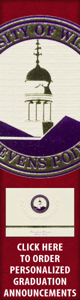 Order your University of Wisconsin - Stevens Point Graduation Announcements NOW!