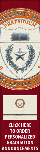 Order your The University of Texas Health Science Center at San Antonio Graduation Announcements NOW!