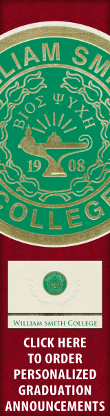 Order your William Smith College Graduation Announcements NOW!