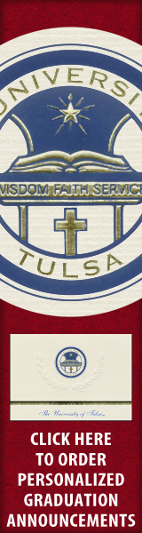 Order your The University of Tulsa Graduation Announcements NOW!