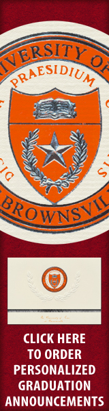 Order your University of Texas at Brownsville and Texas Southmost College Graduation Announcements NOW!