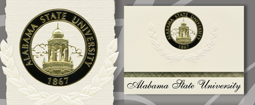 Alabama State University Graduation Announcements