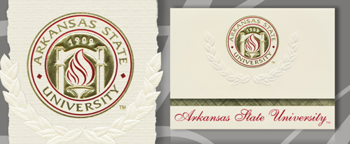 Arkansas State University Graduation Announcements