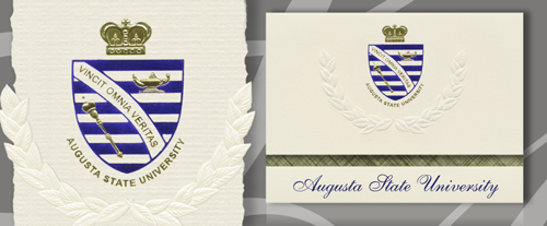 Augusta State University Graduation Announcements