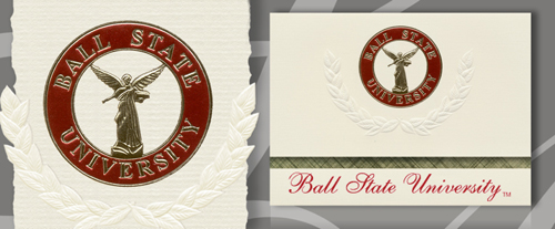 Ball State University Graduation Announcements