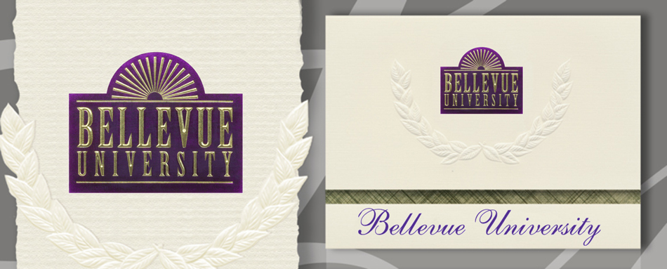 Bellevue University Graduation Announcements