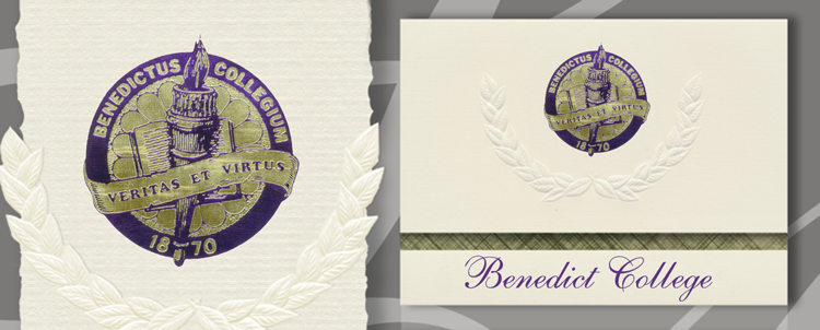 Benedict College Graduation Announcements