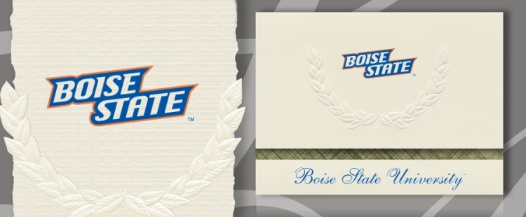 Boise State University Graduation Announcements