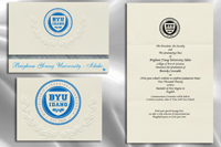 Brigham Young University Idaho Graduation Announcements
