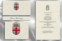 Brown University Graduation Announcements