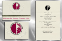 California State University - Dominguez Hills Graduation Announcements