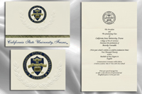 California State University - Fresno Graduation Announcements