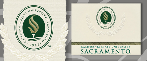 California State University - Sacramento Graduation Announcements