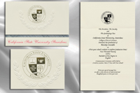 California State University - Stanislaus Graduation Announcements
