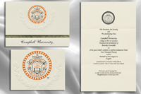 Campbell University Graduation Announcements