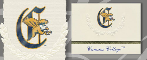 Canisius College Graduation Announcements