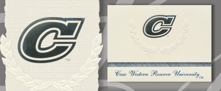 Case Western Reserve University Graduation Announcements