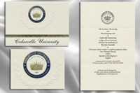Cedarville University Graduation Announcements