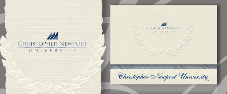 Christopher Newport University Graduation Announcements