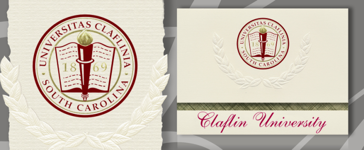 Claflin University Graduation Announcements