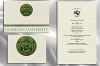 Clarkson University Graduation Announcements
