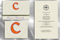Clemson University Graduation Announcements