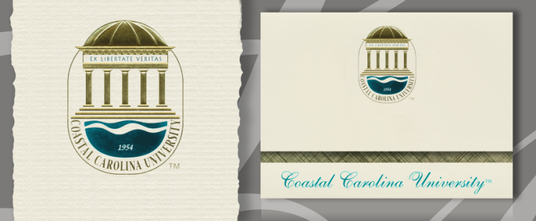 Coastal Carolina University Graduation Announcements