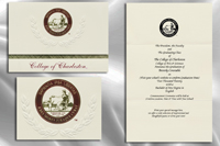 College of Charleston Graduation Announcements College of