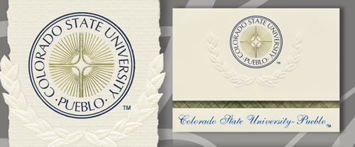 Colorado State University - Pueblo Graduation Announcements