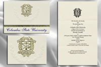Columbus State University Graduation Announcements