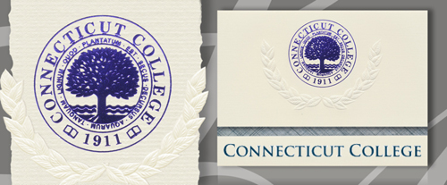 Connecticut College Graduation Announcements