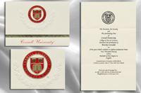 Cornell University Graduation Announcements