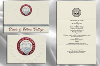 Davis & Elkins College Graduation Announcements