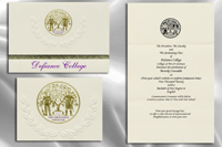 Defiance College Graduation Announcements