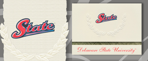 Delaware State University Graduation Announcements