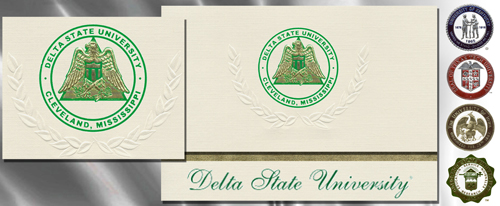 Delta State University Graduation Announcements