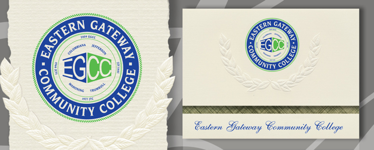 Eastern Gateway Community College Graduation Announcements