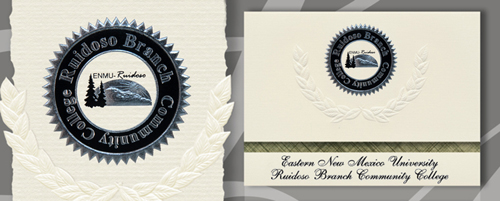 Eastern New Mexico University - Ruidoso Graduation Announcements
