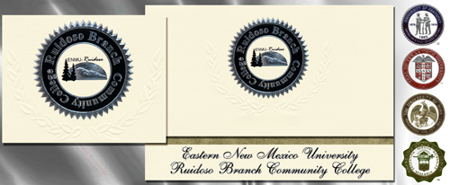 Platinum Eastern-New-Mexico-University---Ruidoso Graduation Cards