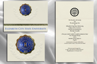 Elizabeth City State University Graduation Announcements